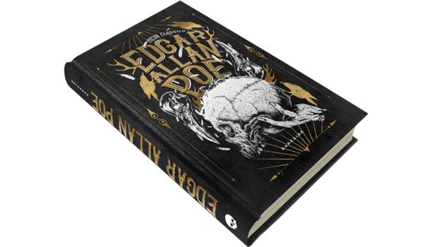 Edgar Allan Poe, o mestre supremo do terror, ganha nova edição no Brasil