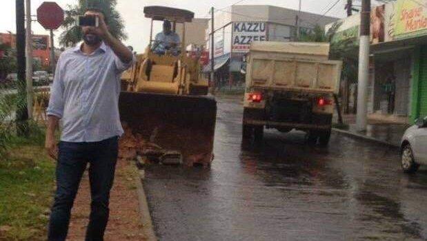 Ministério Público pede à polícia que investigue prefeito de Goianésia por vandalismo