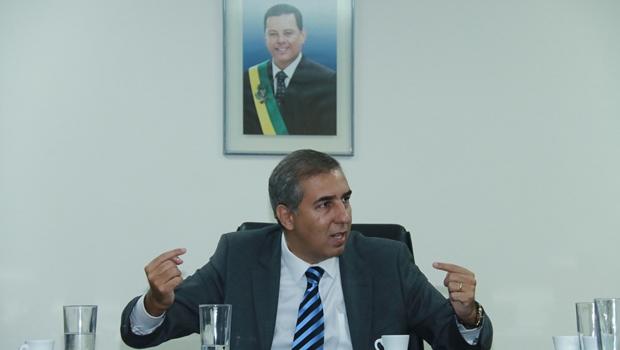 José Eliton vai coordenar discussão com a sociedade sobre aplicação de 400 milhões de reais