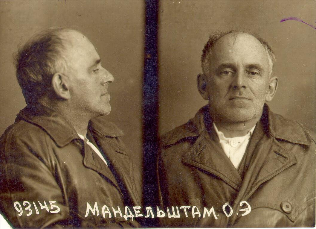 Poema levou Stálin a prender e isolar Óssip Mandelstam num campo de trabalhos forçados