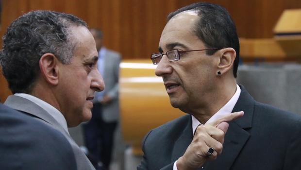 Anselmo Pereira disse que enquadraria Jorge Kajuru e acabou enquadrado pelo adversário político