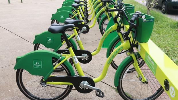 Praça do Trabalhador terá estação de bicicletas compartilhadas