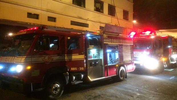 Incêndio atinge Casa da Acolhida durante madrugada