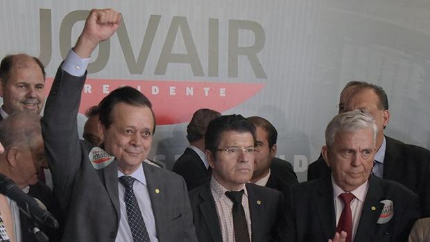 """""""Câmara não pode ser tutelada pela Justiça"""", diz Jovair Arantes"""