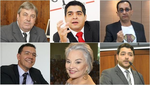 Listão dos 40 candidatos a deputado federal mais consistentes para 2018