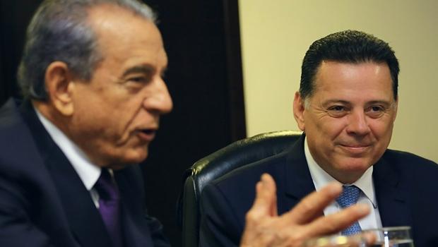 Reunidos, Marconi e Iris garantem que terão relação de parcerias