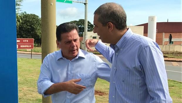 """""""Governo fará obras em todas as regiões do estado já neste semestre"""", diz José Eliton"""