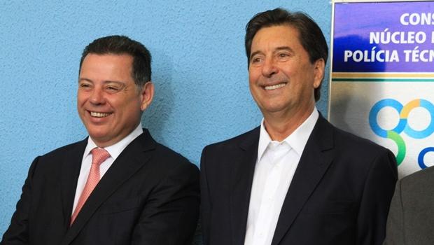 Maguito Vilela articula com Marconi Perillo frente contra Ronaldo Caiado