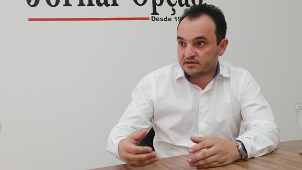 Pábio Mossoró busca recursos para concluir obras
