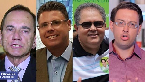 Veja lista completa do secretariado de Roberto Naves em Anápolis
