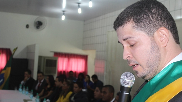 Prefeito de Dianópolis anuncia rombo de R$ 1,2 milhão