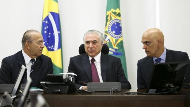 """Temer se pronuncia sobre mortes de presidiários em Manaus: """"Acidente pavoroso"""""""