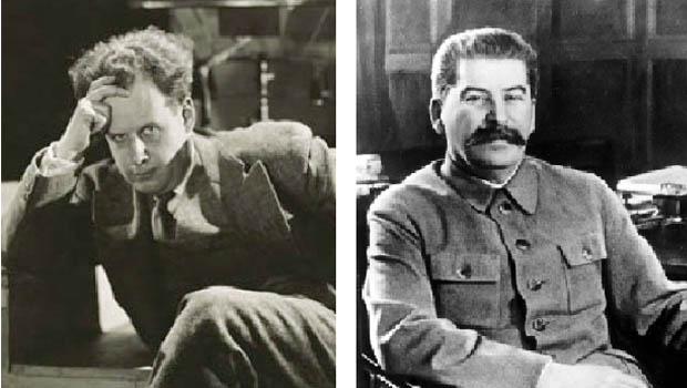 Cinema poderoso de Eisenstein escapou ao menos em parte do controle rígido de Stálin