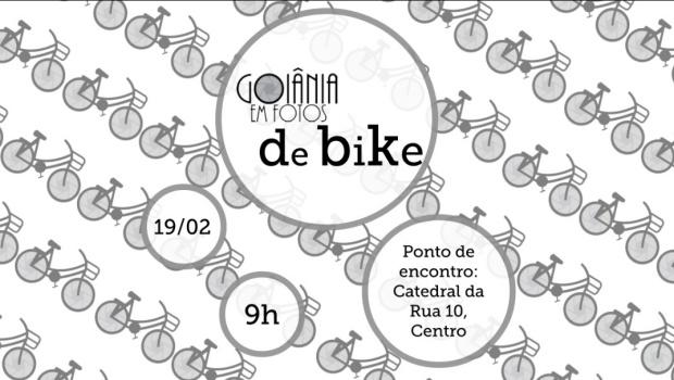 Coletivo promove passeio ciclístico com objetivo de fotografar capital