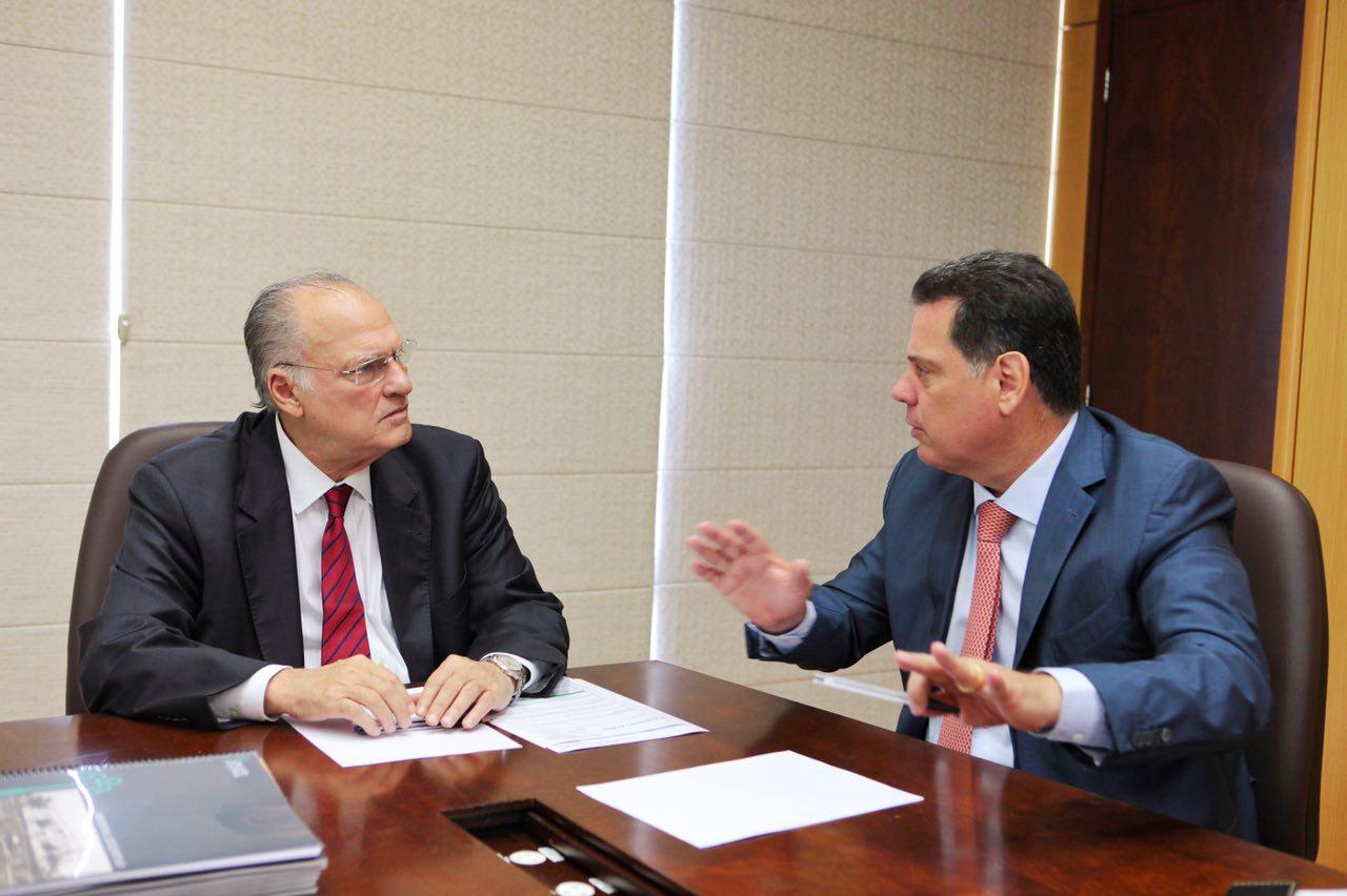 Marconi Perillo, player nacional, cobra liberação de recursos para Goiás e outros Estados