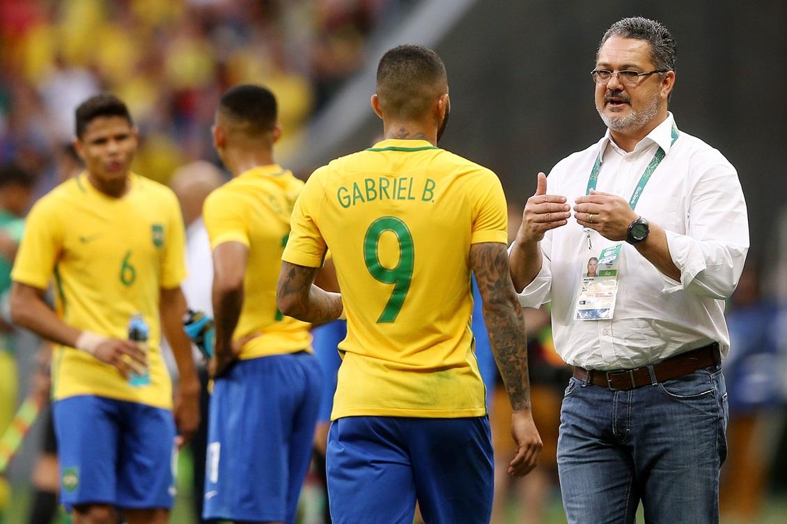 CBF demite Rogério Micale, treinador da seleção brasileira de futebol sub-20