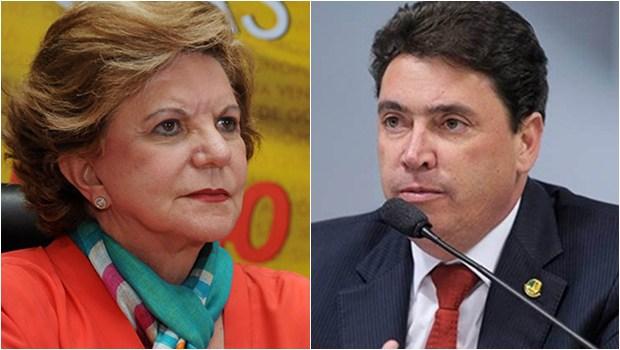 Lúcia Vânia reaproxima-se do governador Marconi Perillo e Wilder Morais perde fôlego