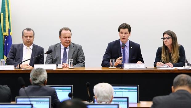 Daniel Vilela é eleito presidente da comissão da Reforma Trabalhista na Câmara