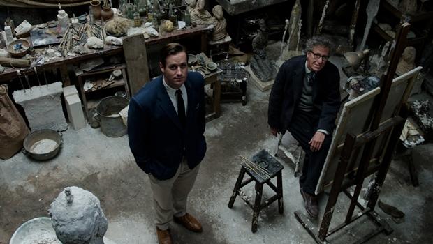 """""""Último Retrato"""", filme sobre o caótico Alberto Giacometti, é um dos melhores do Festival de Berlim"""