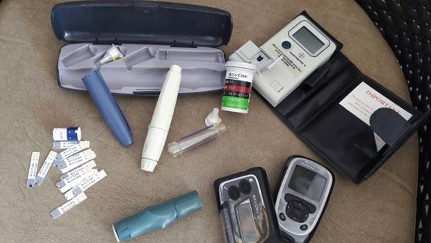 Diabéticos de Goiânia voltam a sofrer com falta de materiais para aplicação de insulina