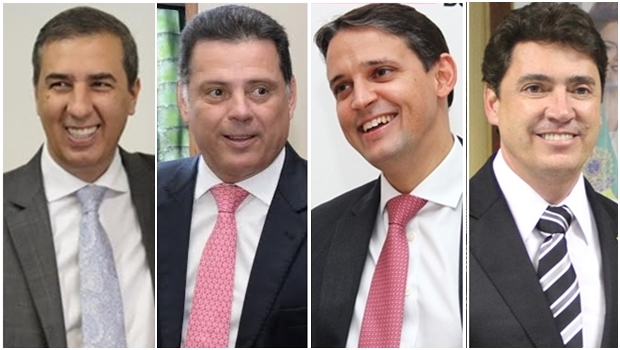 Chapa majoritária governista terá candidatos do PSDB, do PP e do PSD