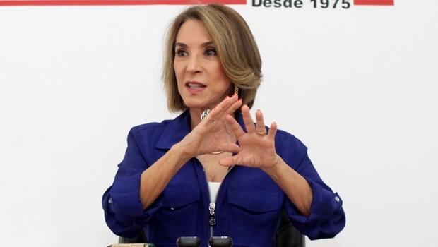 Balanço de Raquel Teixeira ignora o governador Marconi Perillo e o vice José Eliton
