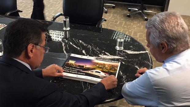 ANTT apresenta propostas de subsídios para o trem Goiânia-Brasília