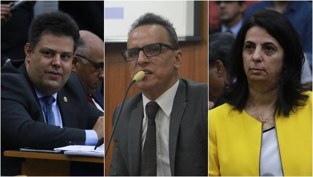 Três novos blocos parlamentares são formados na Câmara de Goiânia