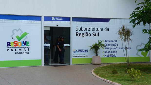 Amastha implanta subprefeitura na região Sul de Palmas