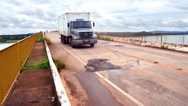 Crédito para nova ponte em Porto Nacional