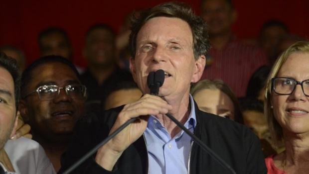 Marcelo Crivella, prefeito do Rio, tem tumor na próstata. Vai se tratar com medicamentos