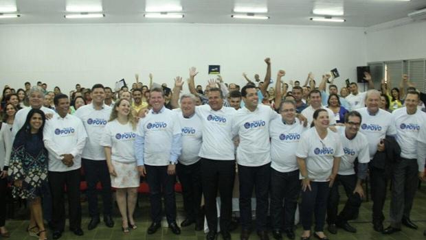 Banco do Povo reúne 170 coordenadores e agentes de crédito em encontro estadual