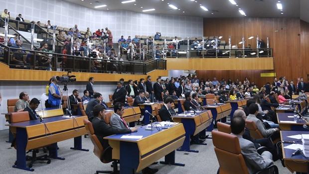 Câmara aprova LDO com índice de remanejamento de 21%