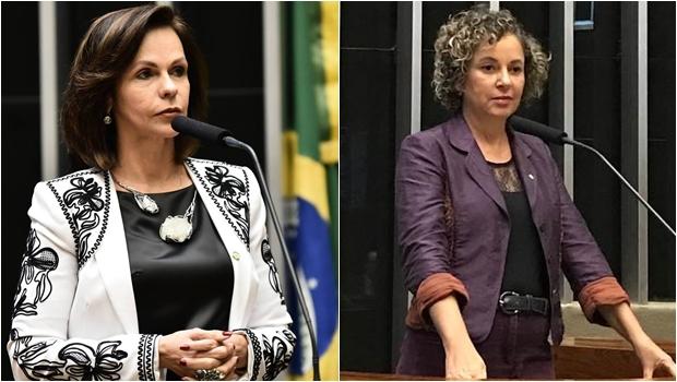 Deputadas Dorinha e Josi votam na Câmara contra a terceirização