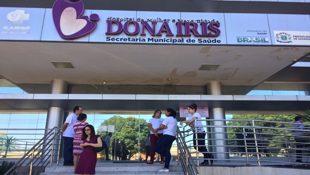 Gestão Iris prorroga mais uma vez contrato com fundação que gere Maternidade Dona Iris