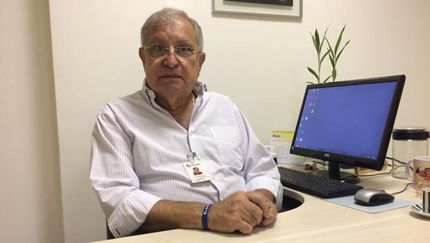 """Diretor lamenta caos na Maternidade Dona Íris: """"Unidade é referência no Brasil"""""""
