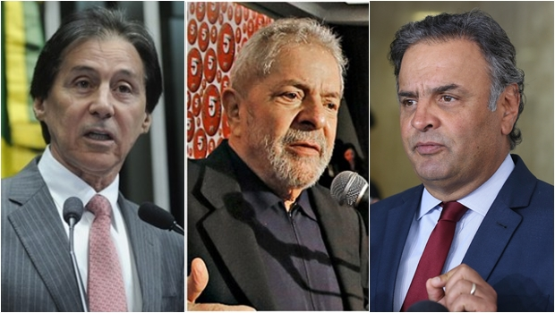 Políticos do PT, PMDB e PSDB estão na lista de Janot, diz jornal