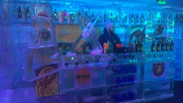 Jornal Opção visitou Ice Bar de Goiânia e conta como foi experiência