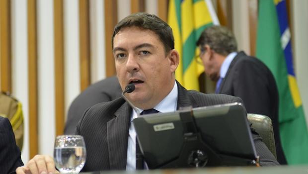 Além de presidente da Alego, José Vitti agora é vice-governador