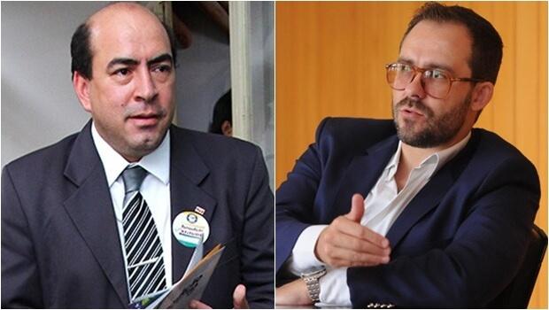 Aposta-se que, divididos, Leon Deniz e Lúcio Flávio podem contribuir para uma vitória de Miguel Cançado