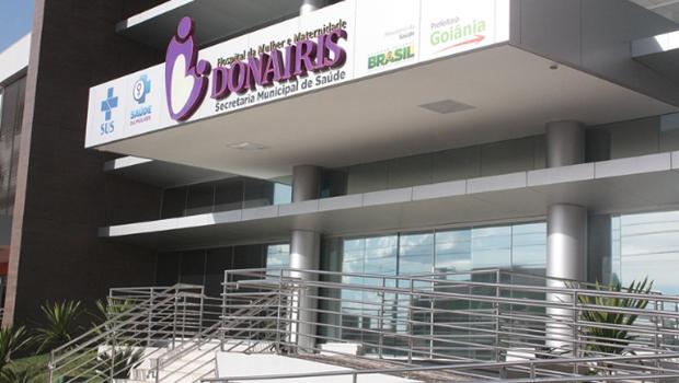 Contrato com fundação que gere Maternidade Dona Iris é prorrogado por mais cinco anos