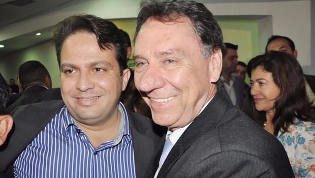 Roberto Naves comemora nomeação de Francisco Pontes para SED