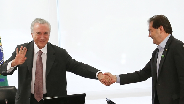 """""""Temer é o presidente mais forte da história"""", diz Paulinho da Força"""