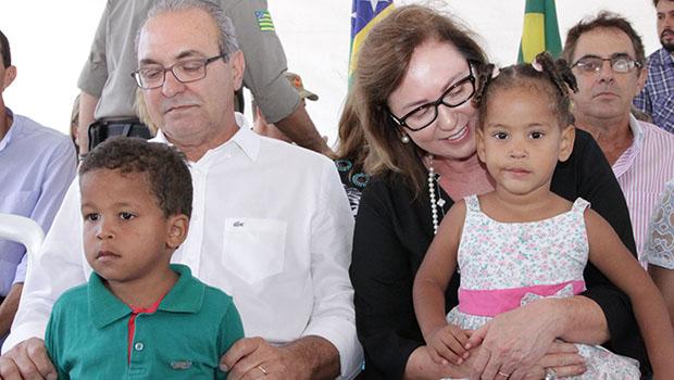 Seis bairros de Trindade são beneficiados com inauguração de novo centro de assistência social