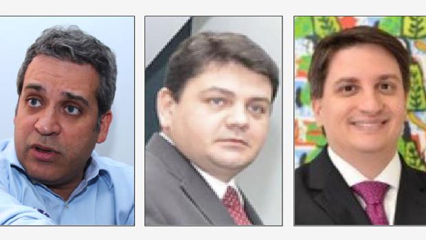 Advogados mais cotados para substituir o desembargador Geraldo Gonçalves