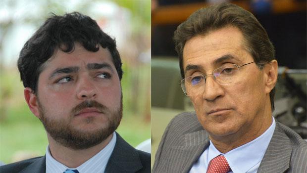 """Henrique Arantes """"denuncia"""" que Chiquinho Oliveira está aliciando aliados do PTB no interior"""