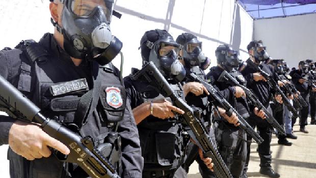 Segurança Pública receberá R$ 84 milhões