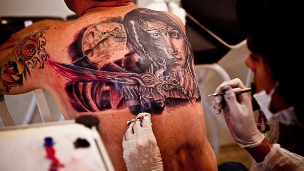 Das artes à gastronomia, GO Art busca espaço no cenário nacional da tatuagem