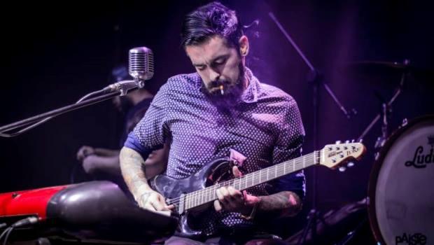 Esteban encerra turnê do Saca la Muerte de Tu Vida em Goiânia