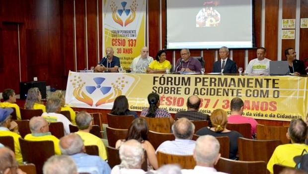 Governo de Goiás sanciona lei que reajusta pensões de vitimas do Césio 137